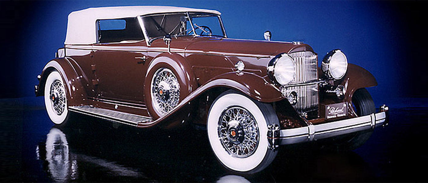 1932 904 Individual Custom Dietrich Convertible Victoria