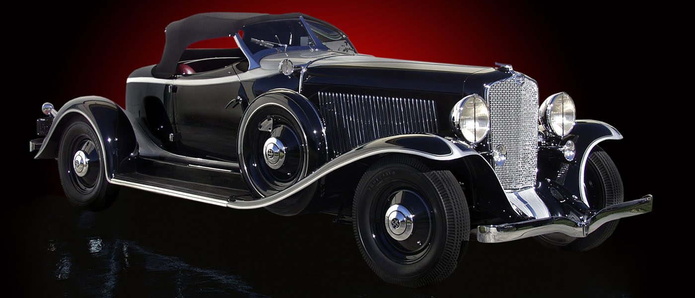 Classic Cars, Vintage Cars and Antique Auto Restorations