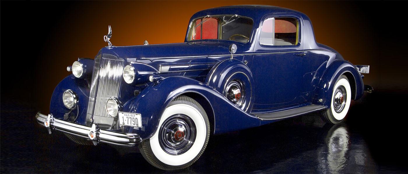 1937 Packard V12