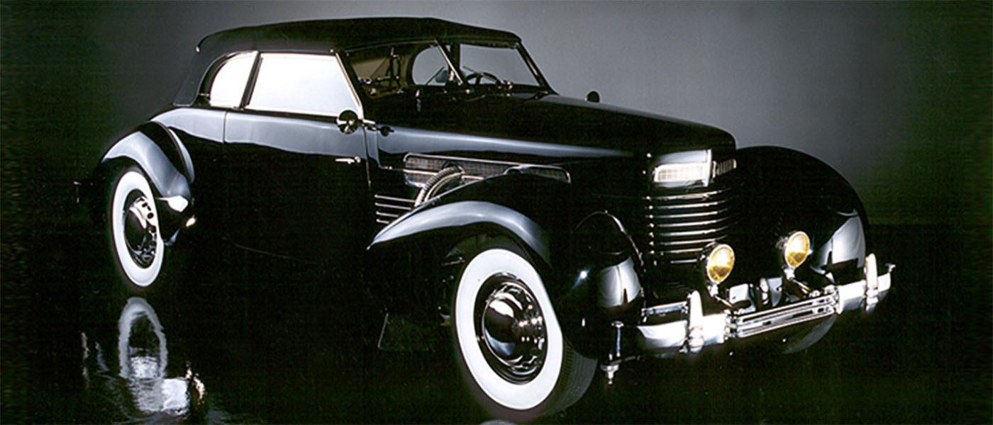 1937 SC Phaeton Black