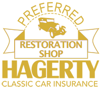 Preferred Hagerty Insurance Restoration Shop