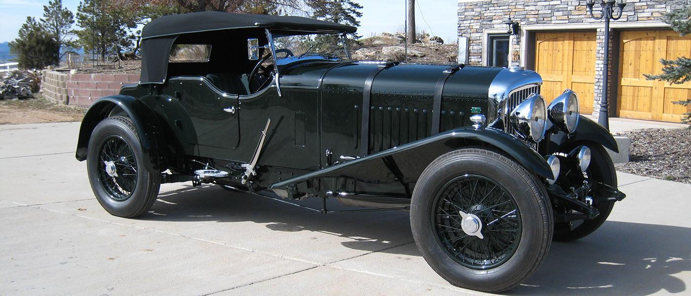 1931 Bentley 8 Liter
