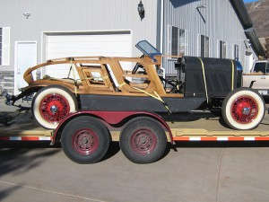 1929 Auburn Speedster
