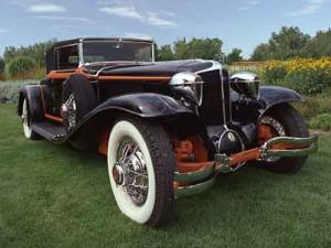 1929 L-29 Cord Cabriolet