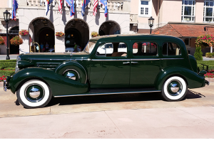 1936 Cadillac V12 Sedan