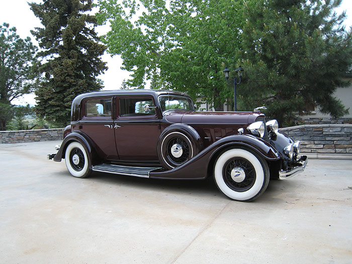 Classic Auto Restoration Antique Lincoln Car Restorations