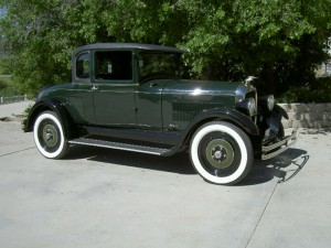 1929 Studebaker Coupe