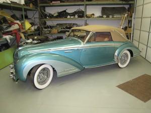 Vintage Car Restorations 68
