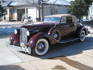 1935 V12 Coupe Roadster