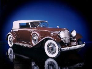 1932 904 Dietrich Convertible Victoria