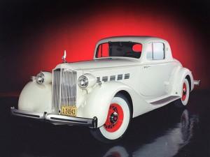 1935 Super 8 Coupe