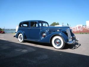 1937 1506 V12 Sedan