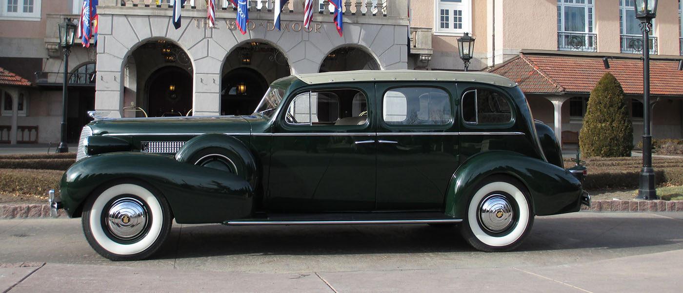 1937 Cadillac