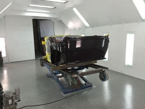 Classic Car Paint Body Shop (1)