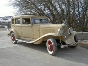1932 Auburn 8-100A Sedan