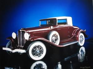 1932 Auburn Cabriolet 8-100A