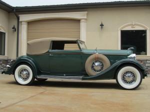 1934 Lincoln Brunn