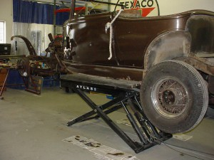 1934 Packard Tear down No. 4 104