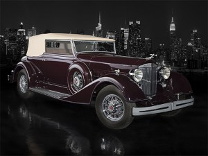 1934 Packard Std. 8 Conv. Vic